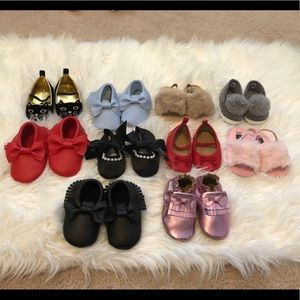 Baby Shoes | Moccasins | Flats | Slip Ons